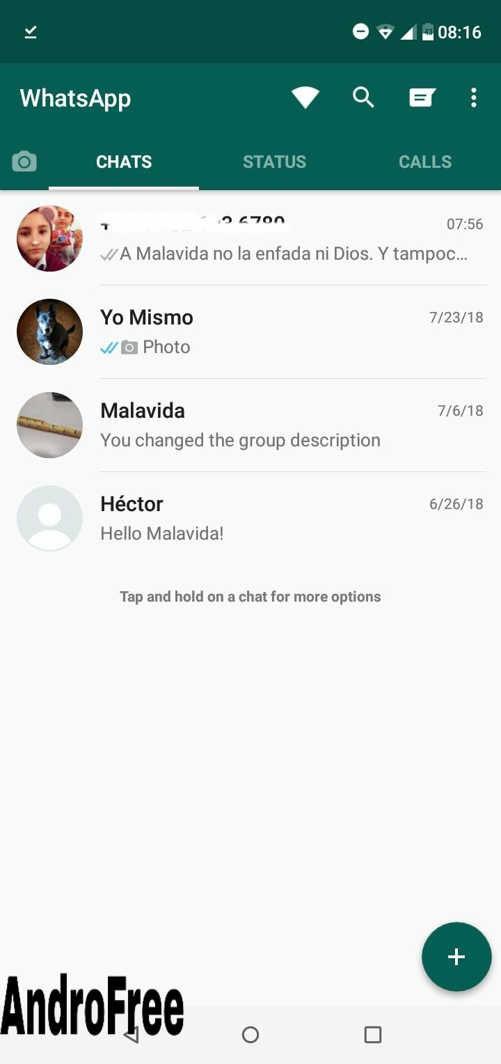 تحميل تطبيق GB Whatsapp جي بي واتس اب 7.60 احدث اصدار