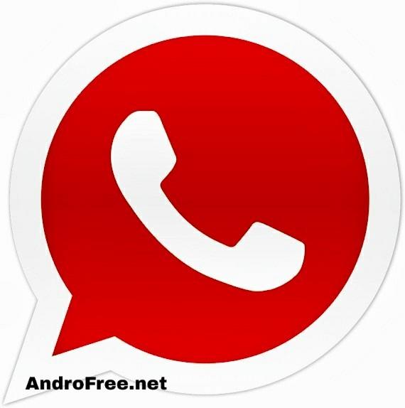 تحميل واتس آب أحمر النسخة الحقيقية WhatsApp Red [ أخر إصدار ]
