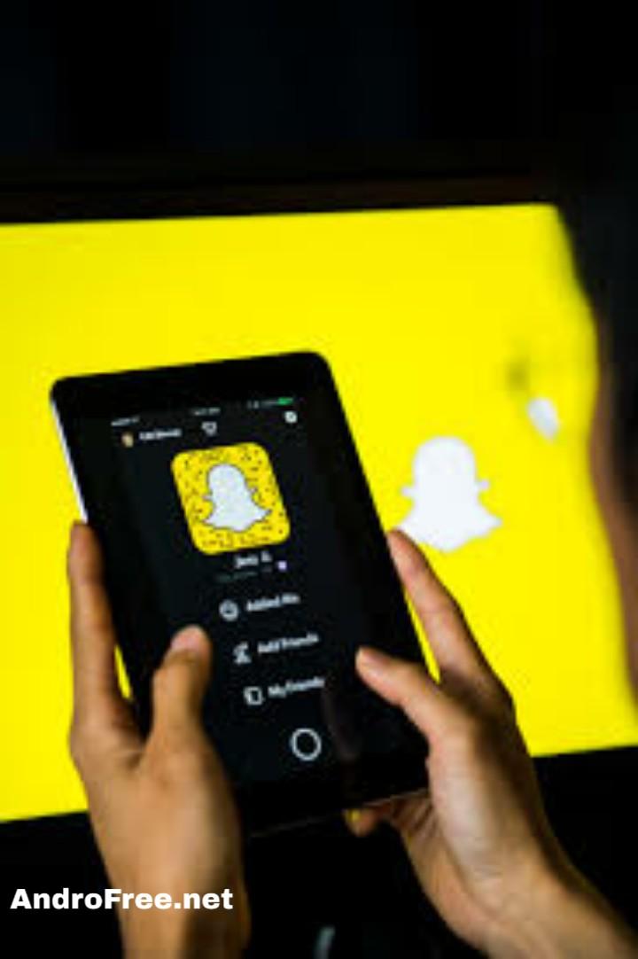 تحميل سناب شات بلس الذهبي Snapchat APK اخر اصدار
