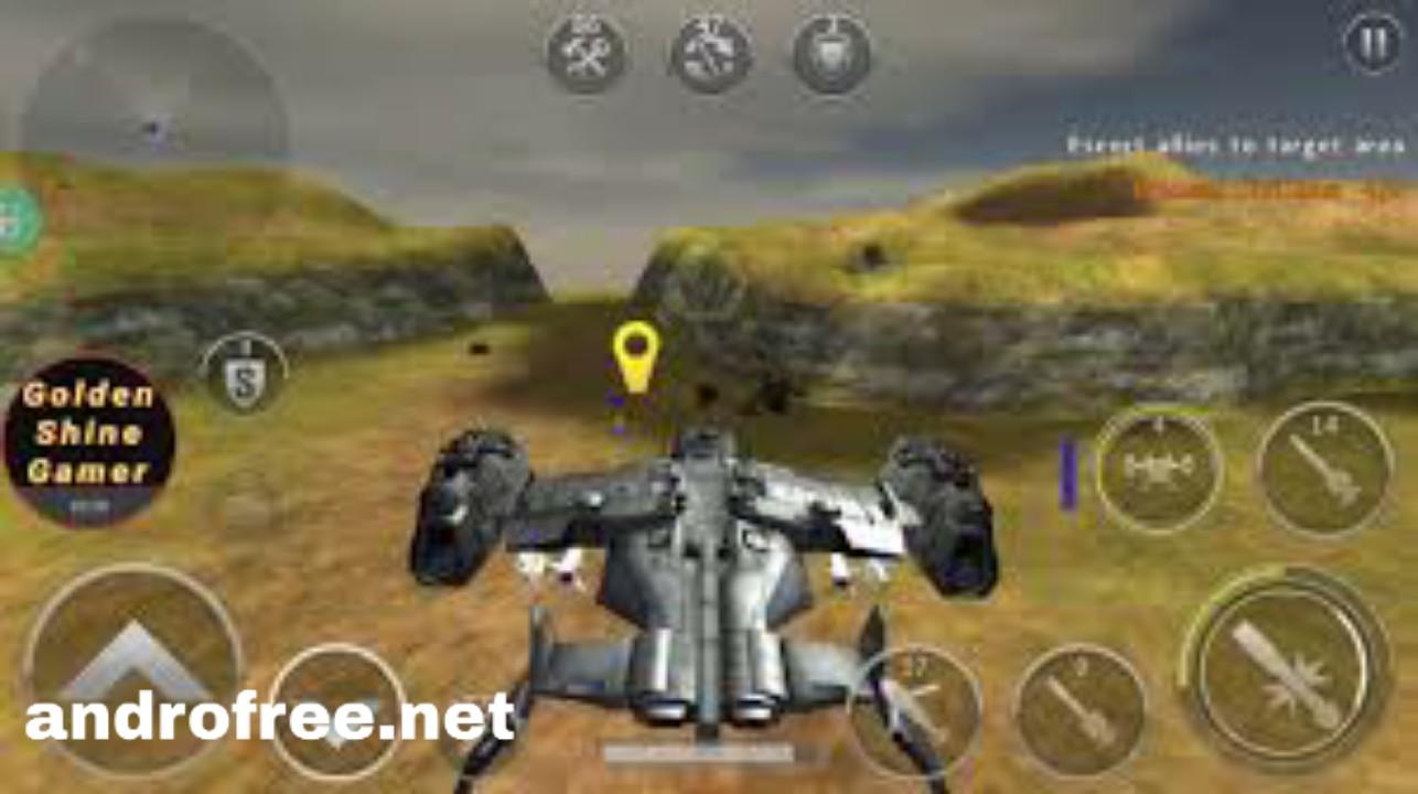 تحميل لعبة Gunship Battle: Helicopter 3D الاصدار القديم و الجديد للأندرويد [2020]