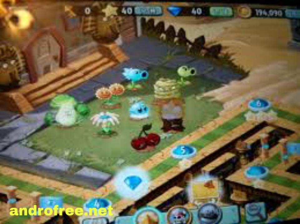 تحميل Plants Vs Zombies 2 للأندرويد [2020]