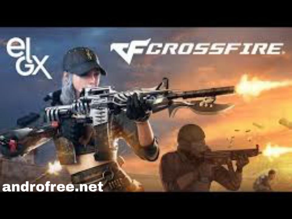 تحميل كروس فاير Crossfire 1.0.11.11 اخر اصدار لنظام اندرويد [2020]