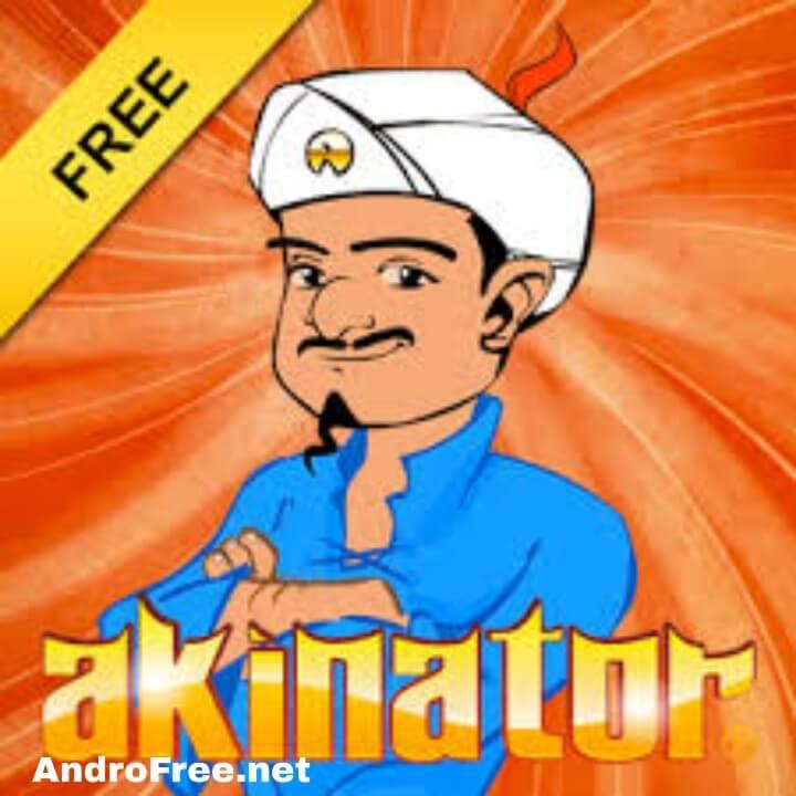 تحميل المارد الأزرق Akinator — ألعاب ماهر للأندرويد [احدث اصدار]