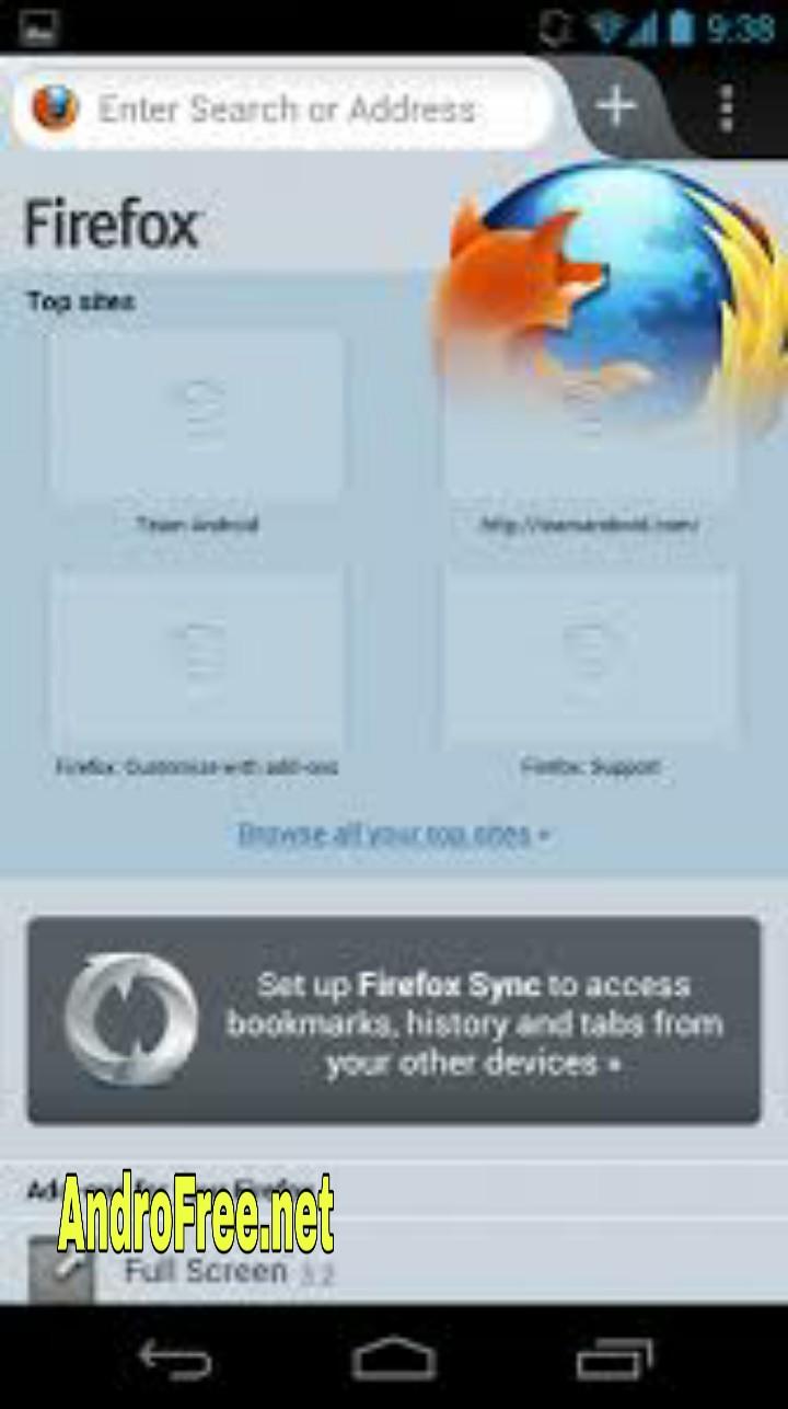 تحميل فاير فوكس عربي Firefox 68.2.1 للأندرويد [2020]
