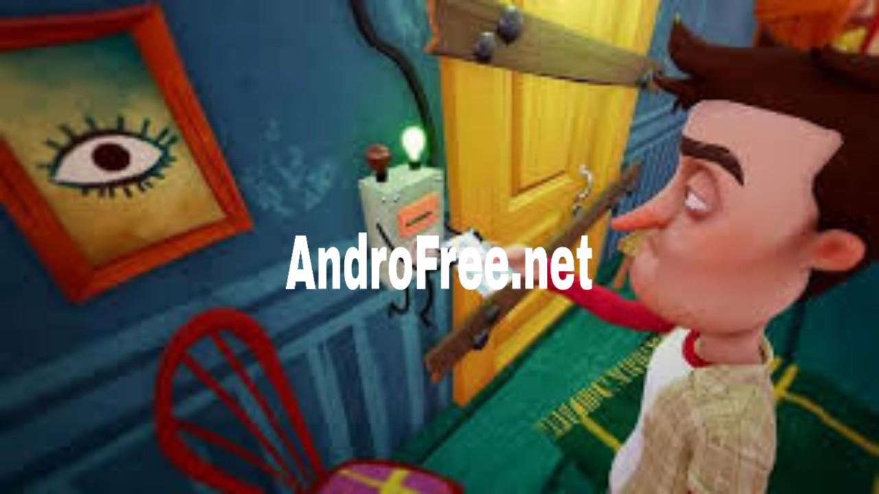 تحميل لعبة Hello neighbor مجاناً للأندرويد