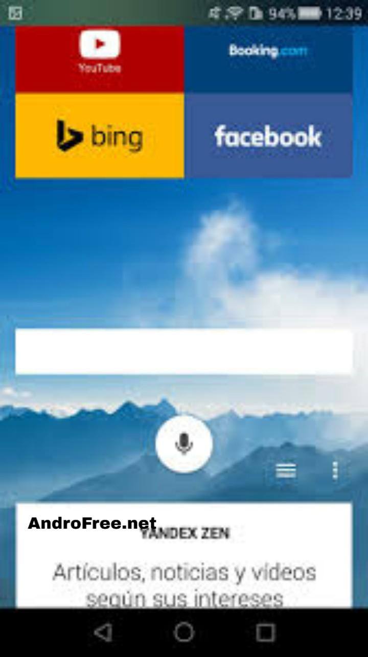 تحميل متصفح ياندكس Yandex Browser للأندرويد مجاناً [2020]