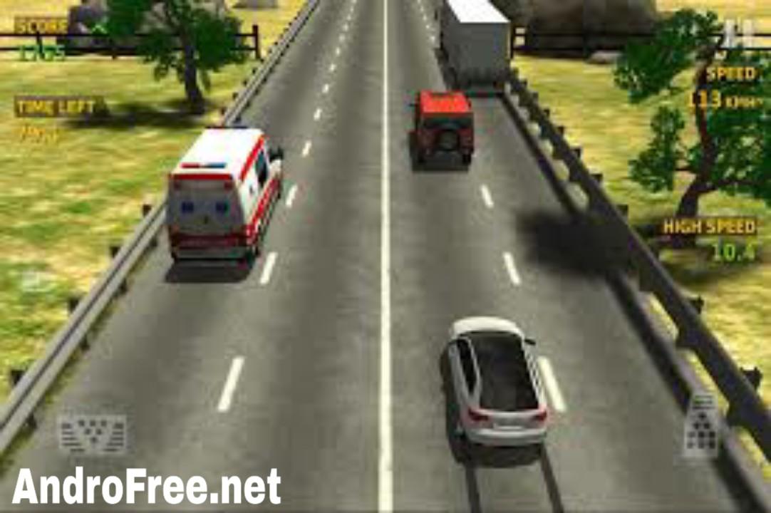 تحميل لعبة Traffic racer أخر إصدار للأندرويد [2020]