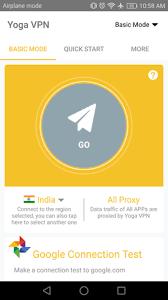 تحميل برنامج يوجا في بي ان Yoga VPN للأندرويد [2020]