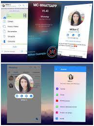 تحميل Mc WhatsApp apk | إم سي واتس اب أخر إصدار للأندرويد ضد الحظر [2020]