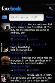 تنزيل تطبيق الفيس بوك الأسود Dark Facebook أخر تحديث للأندرويد