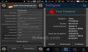 تحميل تطبيق Your Freedom أخر إصدار للأندرويد 2020 [ رابط مباشر APK ]