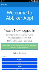 تحميل برنامج AbLiker 2.2 للأندرويد برابط مباشر [2020]