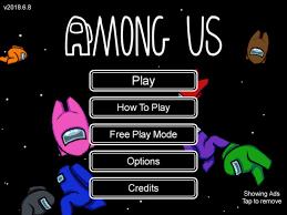 تحميل امونج اس Among Us 9.9 مهكرة من ميديا فاير