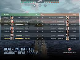 تحميل لعبة World Of Warships Blitz apk أخر إصدار للأندرويد [2020]