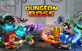 تحميل لعبة Dungeon Boss | افضل العاب مهكرة