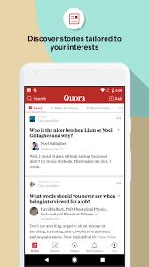 تحميل تطبيق Quora 2.8.35 أخر إصدار للأندرويد [2020]