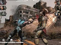 تحميل مورتال كومبات Mortal Kombat X مهكرة للأندرويد [افضل العاب كومبات مهكرة]
