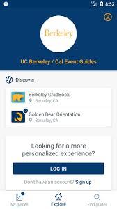 تحميل تطبيق بيركلي UC Berkeley Mobile للأندرويد مجاناً [2020]