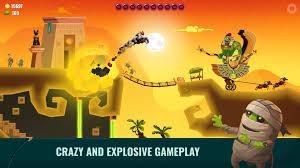 تحميل لعبة Dragon Hills 2 مهكرة اخر إصدار للأندرويد