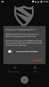 تحميل برنامج Blokada Ad Blocker حجب الإعلانات على المواقع و التطبيقات للأندرويد [FREE]