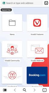 تحميل متصفح Vivaldi Browser Snapshot بديل Google Chrome أخر إصدار للأندرويد [2020]