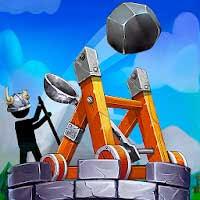 تحميل لعبة المنجنيق The Catapult 2 مهكرة أخر إصدار للأندرويد