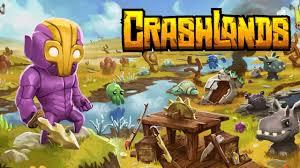 تحميل لعبة Crashlands للأندرويد [العاب مهكرة واقعية]