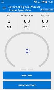 تحميل Internet Speed Master لتسريع النت أخر إصدار للأندرويد