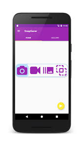 تحميل SnapSaver لحفظ الفيديوهات و الصور بدون علم المرسل للأندرويد