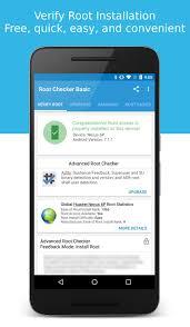تحميل Root Checker | روت شيكر للأندرويد 2021