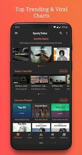 تحميل سبوتيتيب Spotytube أخر إصدار للأندرويد مجاناً
