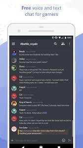 تحميل تطبيق Discord – Chat For Gamers أخر إصدار للأندرويد من ميديا فاير [FREE]