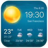 تحميل طقس أفضل برنامج للطقس مجاناً للأندرويد
