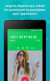 تحميل تطبيق Nextplus لإجراء مكالمات مجانية للأندرويد مجاناً