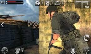 تحميل لعبة الحرب العالمية الثانية للأندرويد d-day أخر إصدار