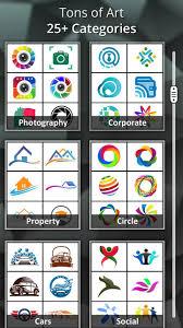 تحميل برنامج لوجو ماكر بلس Logo Maker Plus للأندرويد مجاناً