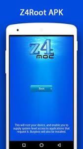 تحميل تطبيق زغروت Z4root أخر إصدار للأندرويد مجاناً