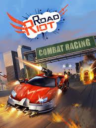 تحميل لعبة Road Riot آخر إصدار للأندرويد [ العاب سيارات ]