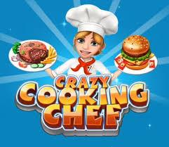 تحميل لعبة مجنون الطبخ الشيف Crazy Cooking Chef أخر نسخة للأندرويد