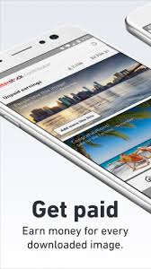 تحميل شتر ستوك Shutterstock — برنامج ربح من النت للأندرويد