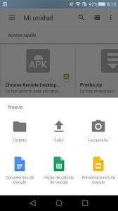 تحميل جوجل درايف Google Drive لنظام Android