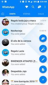 تحميل واتساب ميكس Whatsapp Mix ضد الحظر للأندرويد