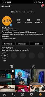 تنزيل انستقرام الأسود Instagram V20 (Beta) build 2 أحدث إصدار [2021]