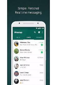 تحميل واتساب لايت WhatsApp Lite APK صغير الحجم