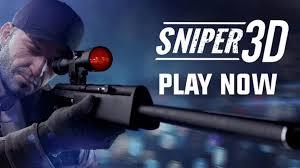 تحميل لعبة القناص Sniper 3D Fin Shooter مهكرة