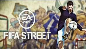 تحميل لعبة FIFA street 4 من ميديا فاير