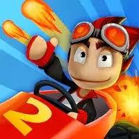 تحميل لعبة Beach Buggy Racing 2 مهكرة للأندرويد