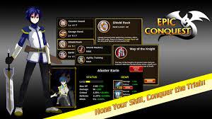 تحميل Epic Conquest 2 مهكرة للأندرويد