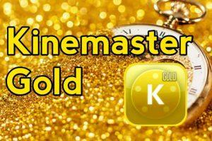 kinemaster gold apk مهكر
