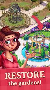 تحميل لعبة Lily's Garden مهكرة للأندرويد